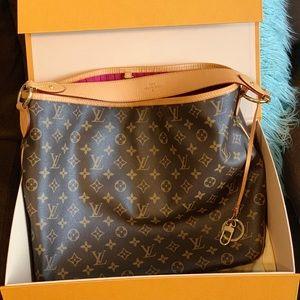 Authentic Louis Vuitton  Delightfull MM